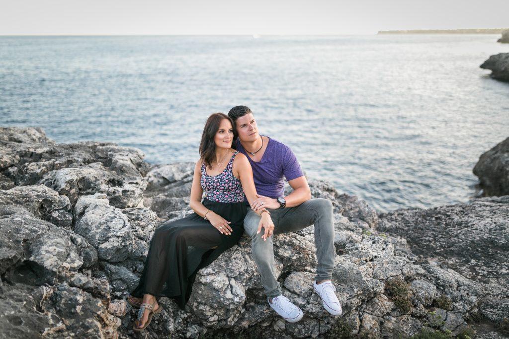 Dina & Kevin   Paar-Shooting auf Mallorca