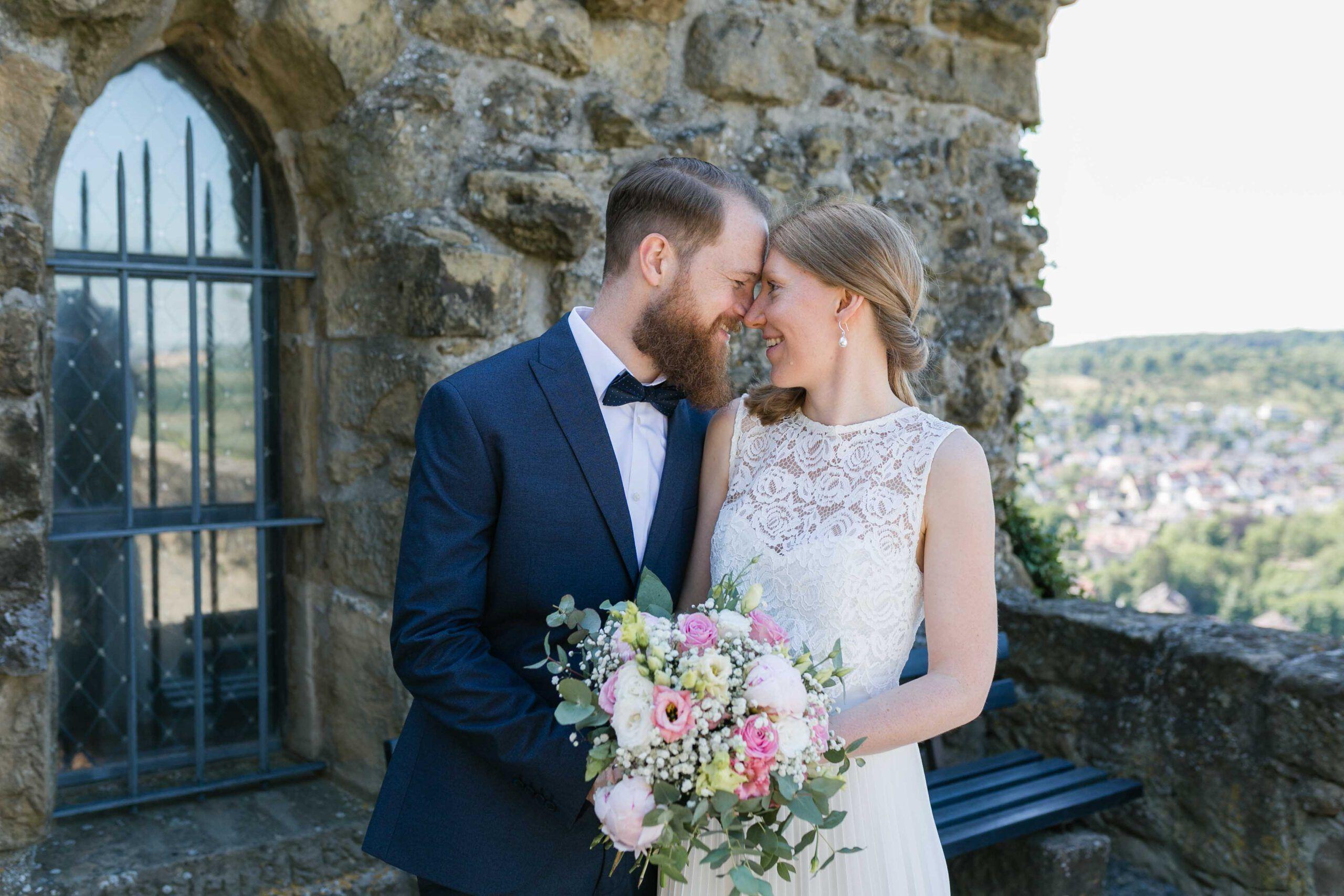 Lisa & Benny | Heiraten in Zeiten von Corona
