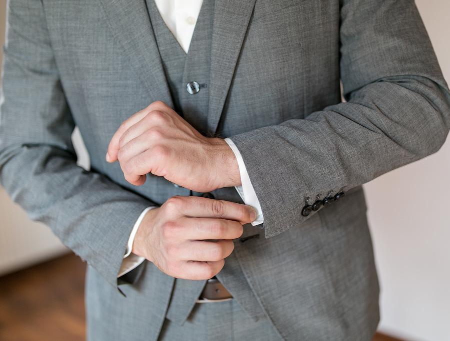 Tipp für den Bräutigam