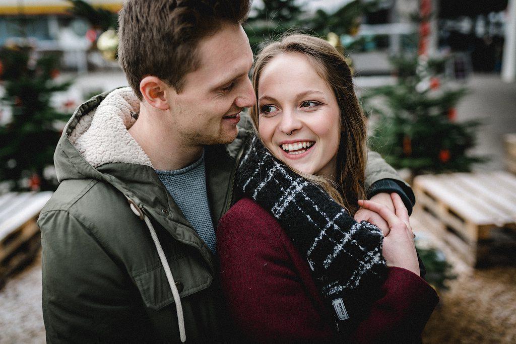 Vanessa & Dennis | Weihnachts-Shooting